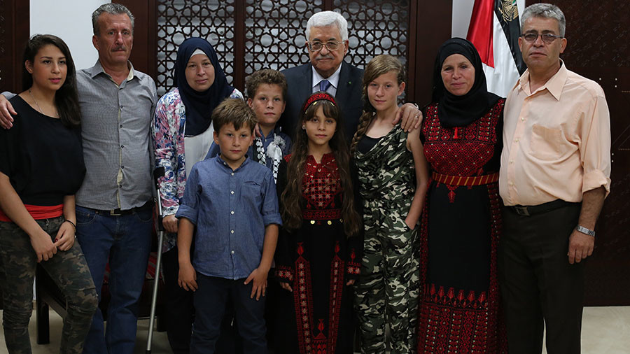 Israeli diplomat mocked after revealing parliamentary probe into whether Tamimi family were 'actors'
