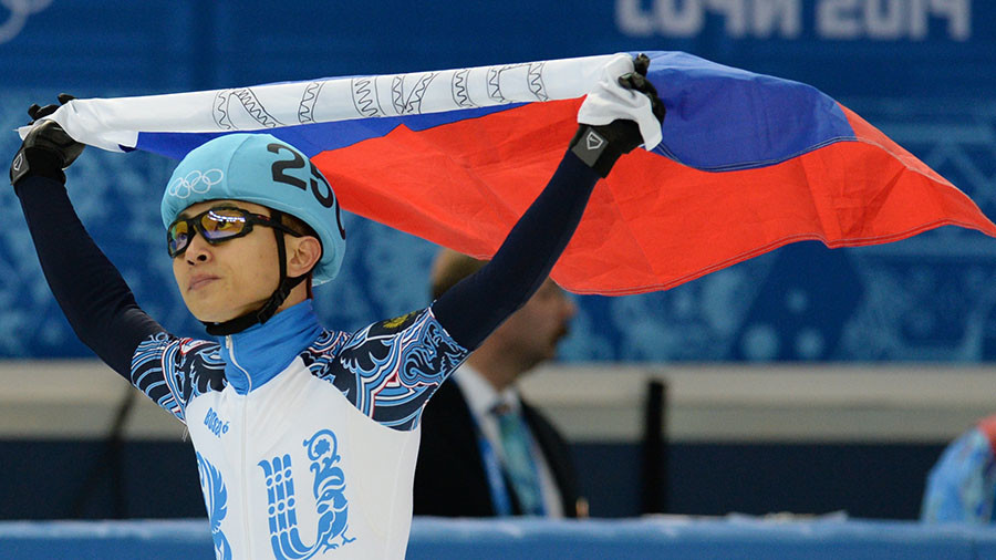 'Outrageous': Viktor Ahn demands answers for Olympic ban in open letter to IOC chief Bach