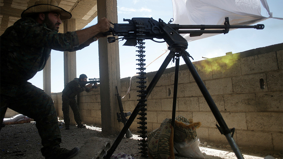 US promises Turkey to stop arming Syrian Kurds – media