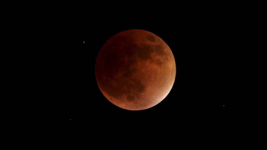 First time in 150 years: RT's guide to the 'super blue blood moon'