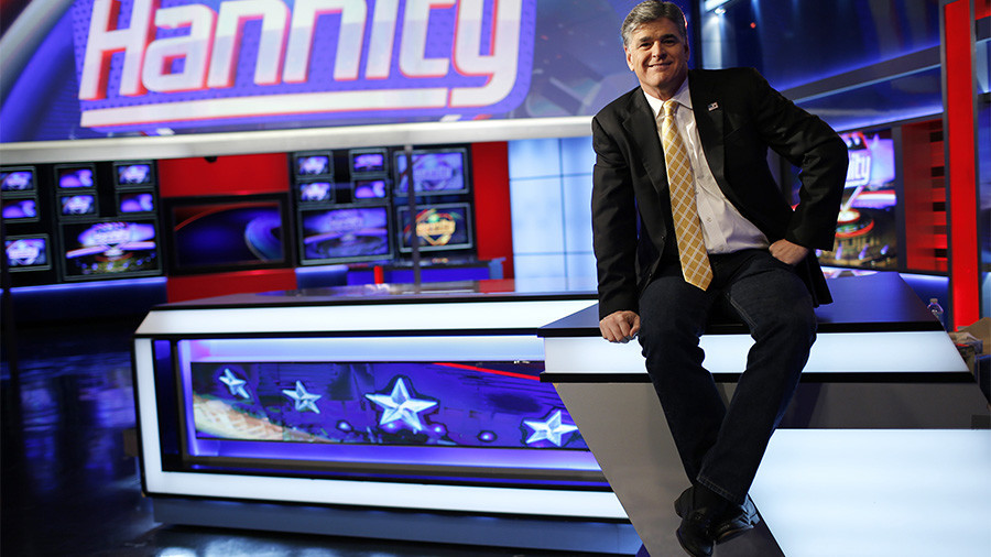 Deep state takedown? Fan fury after Sean Hannity's Twitter account disappears