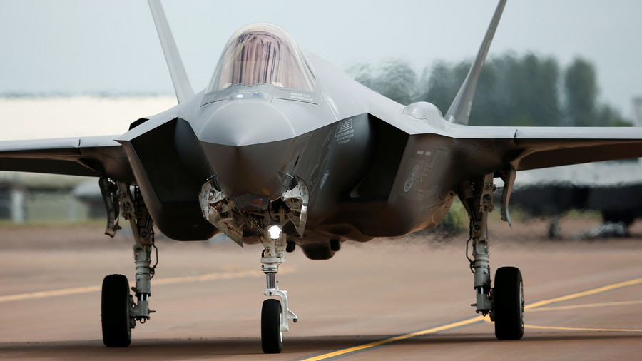 Japan deploys first of 10 US-made stealth fighter jets