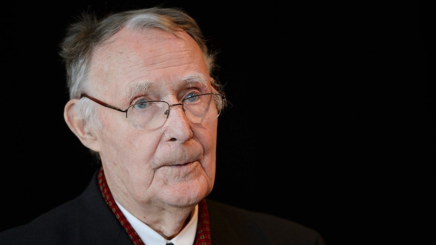Swedish furniture empire Ikea's founder Ingvar Kamprad dies at 91