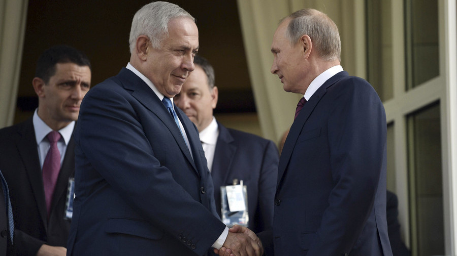 Netanyahu & Putin to discuss better coordination on Syria & Iran in Moscow