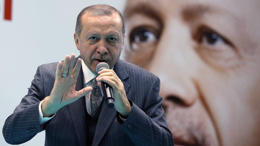 Turkey could widen Syria offensive after Erdogan vows to attack 'wherever there are terrorists'