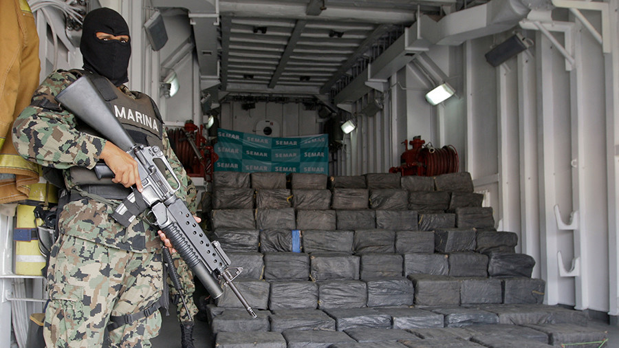 Mexico's cartels are ditching drugs for oil