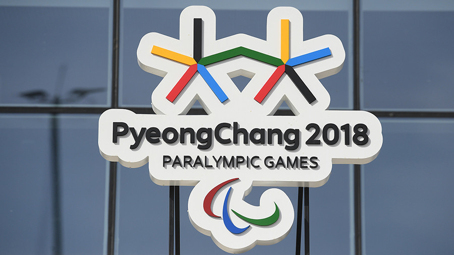 Russian fans banned from waving flags at PyeongChang Paralympics