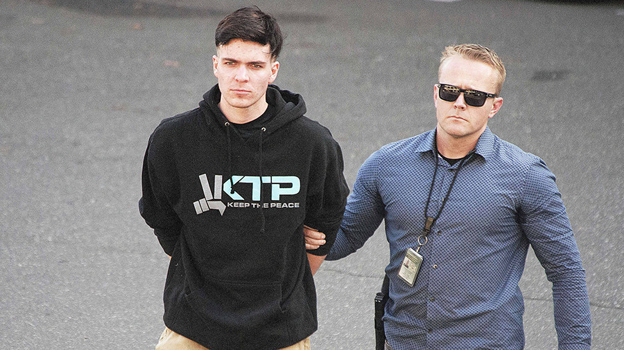 Suspect in OC Stabbing Death of Blaze Bernstein Belonged to Neo-Nazi Group