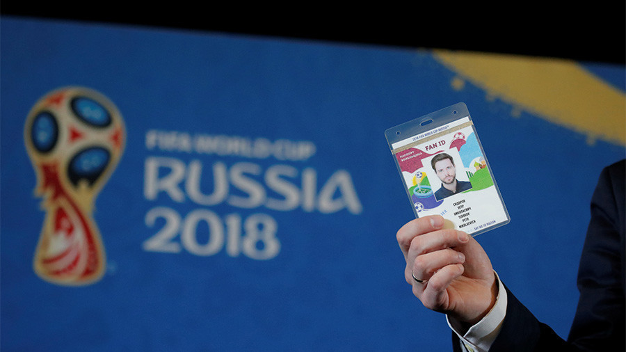 Russia  Fifa World Cup Extra Fan Id Delivery Centers Open Across Europe