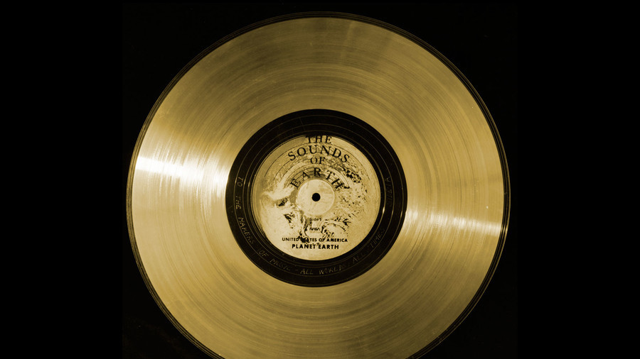 'Carl Sagan's rolling in his grave': Academic hits out at profit-making on alien-bound Golden Record