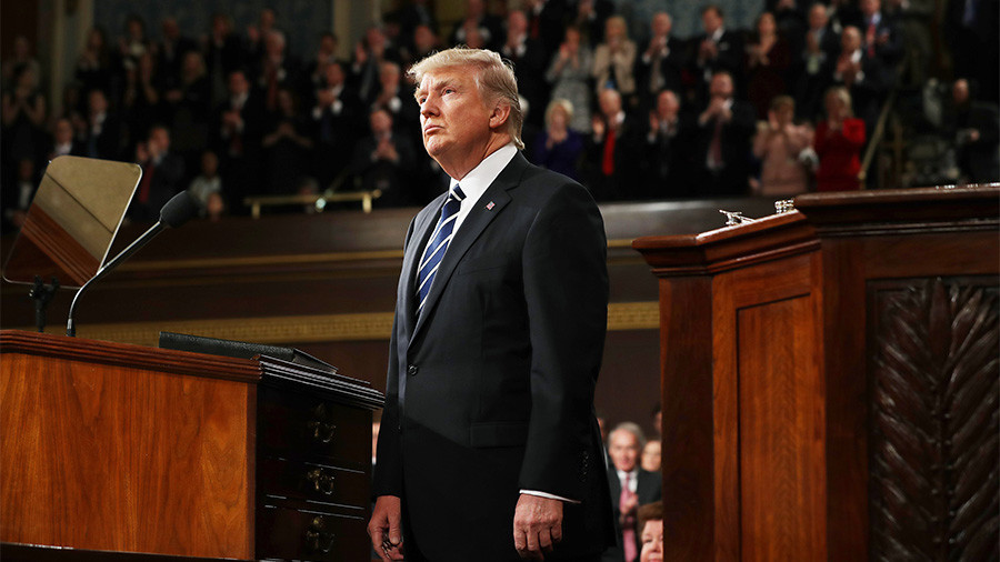What to expect from Trump's first State of the Union Address
