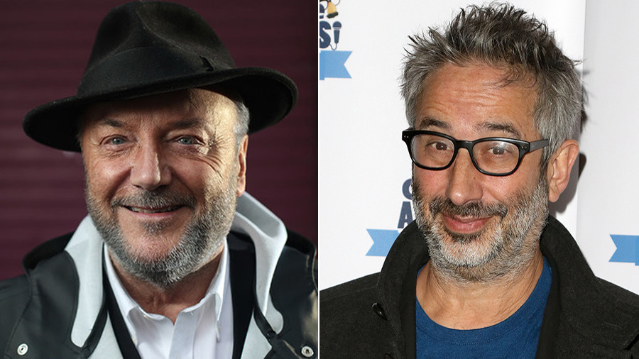 George Galloway threatens to call Labour leader Corbyn as witness in anti-Semitism spat