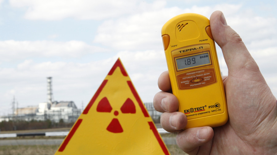Radioactive toxic waste from Chernobyl used to ensure cryptocurrency's security