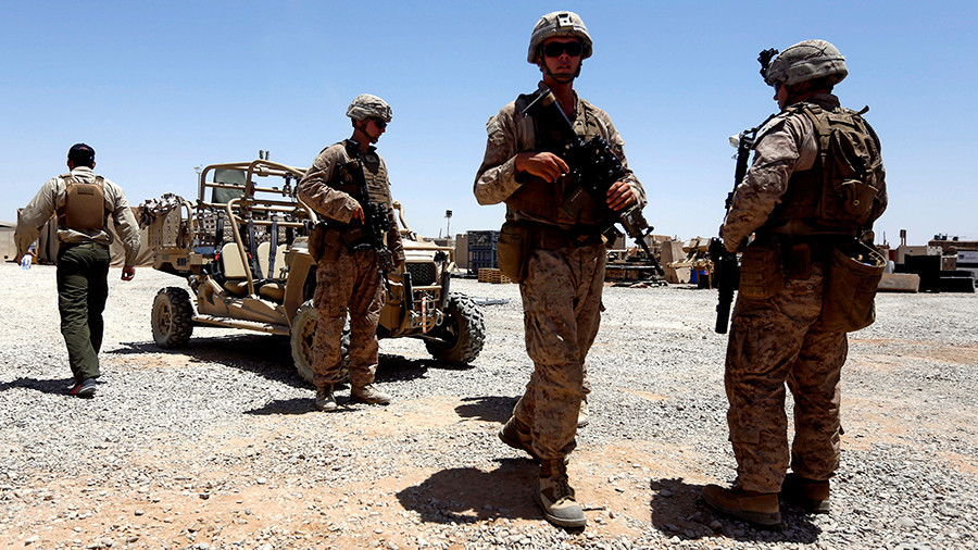 'Human error': US military says it made 'mistake' by banning release of Afghanistan war data