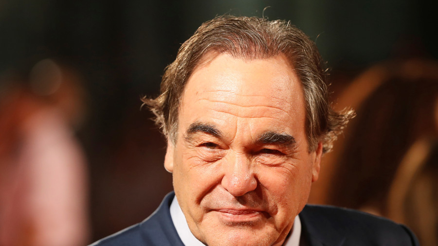 Oliver Stone slams 'lame-brained' Spielberg movie over WaPo portrayal