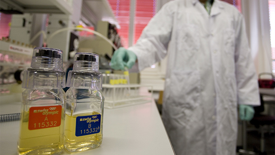 WADA says possible issues with redesigned sample bottles