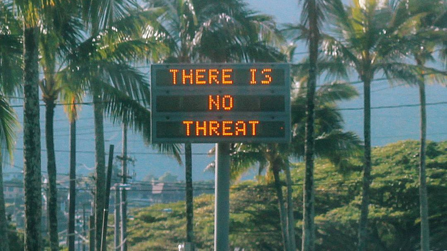 Hawaii officials resign over false missile alert, employee who 'pushed the wrong button' fired
