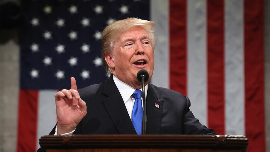 Highlights & analyses of Trump's 1st State of the Union address