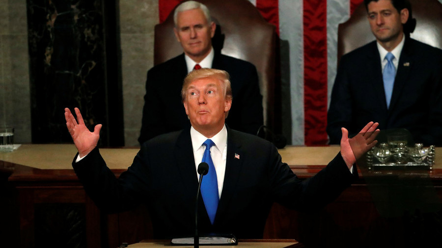 Too much traditional values, too little Russia-bashing – MSM's grievances with Trump's SOTU