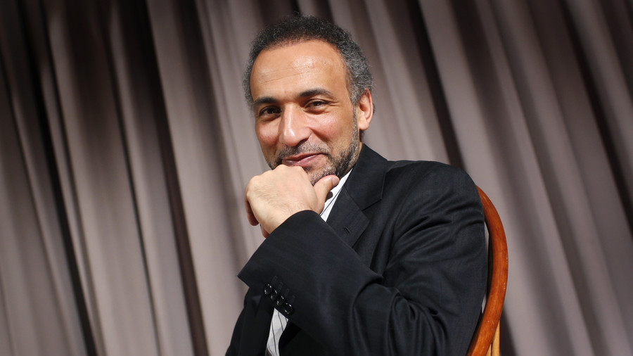 Islam scholar Tariq Ramadan 'held in France' over rape accusations