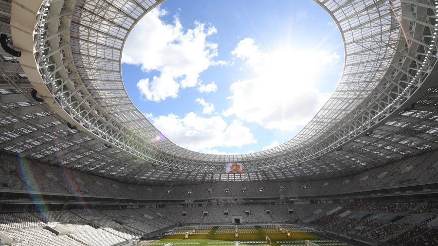 Russia 2018 World Cup stadiums pass eco-friendly tests
