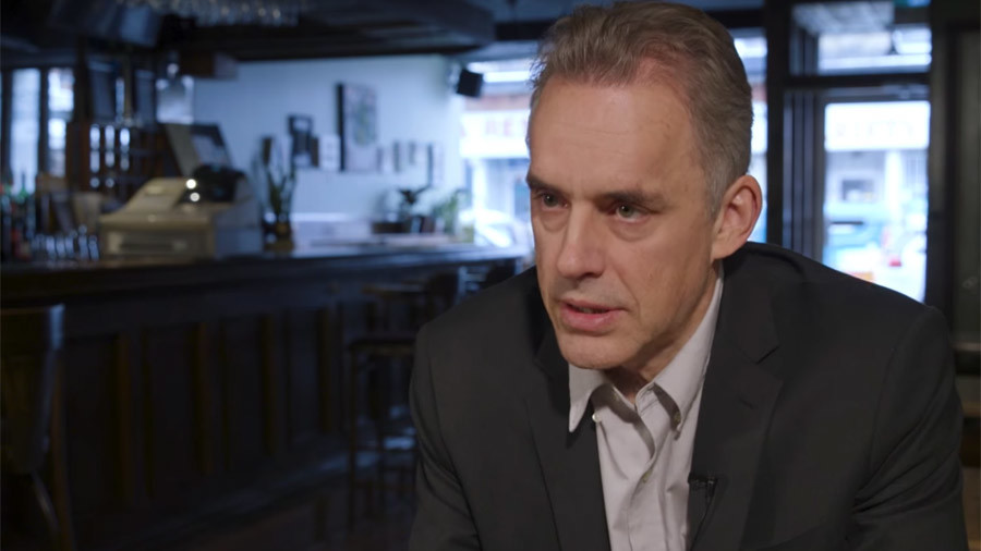 Anti-PC professor Jordan Peterson slams UK media over cringeworthy Сhannel 4 interview