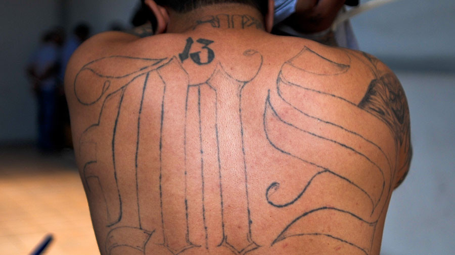 The very American origins of MS-13
