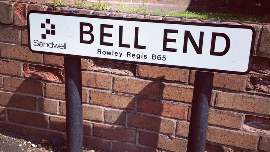 'Bell End' residents launch petition to change street name after ridicule