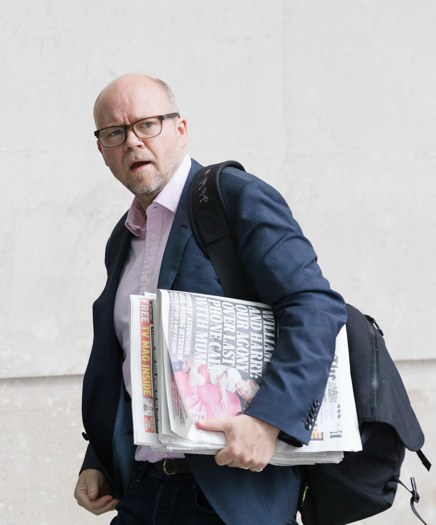 Toby Young, who hates 'ghastly inclusivity,' made university regulator