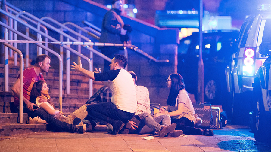 'Homeless hero' admits robbing Manchester bombing victims