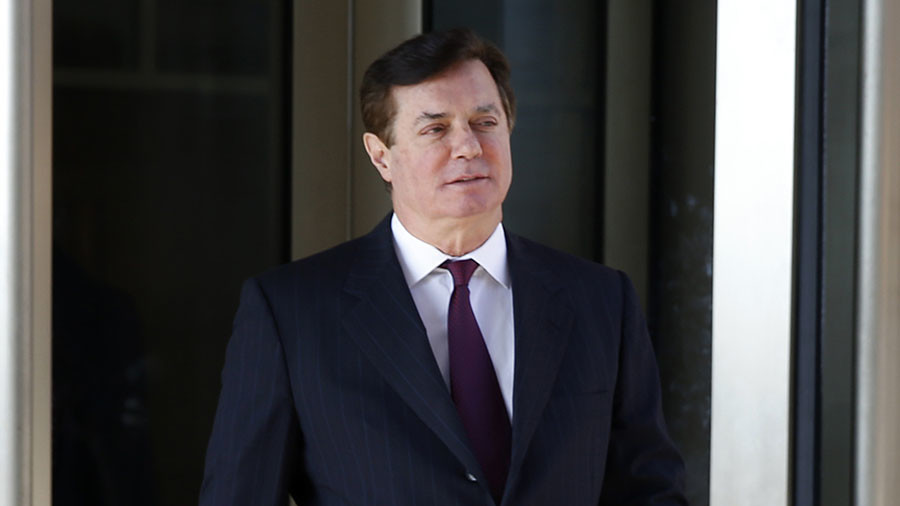 Mueller charges Manafort & Gates with laundering over $30mn in Ukraine lobbying income