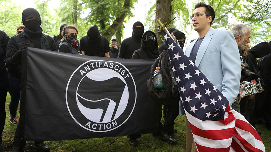 Progressive House Democrat promotes Antifa book in selfie