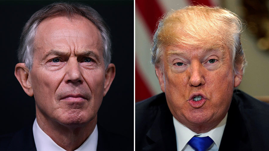 Did Britain spy on Trump? Tony Blair thinks so… or so he allegedly told a senior White House aide