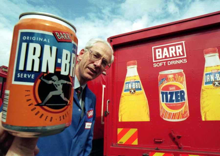 Irn-Bru fans 'panic-buy' soft drink ahead of sugar-reducing recipe change