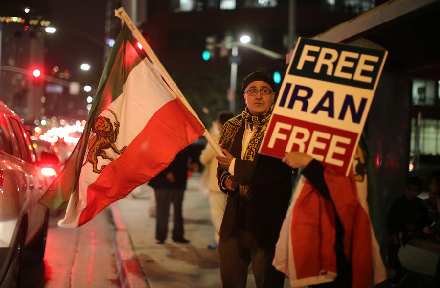 Iranian prosecutor points finger at CIA, Israel and Saudi Arabia for unrest