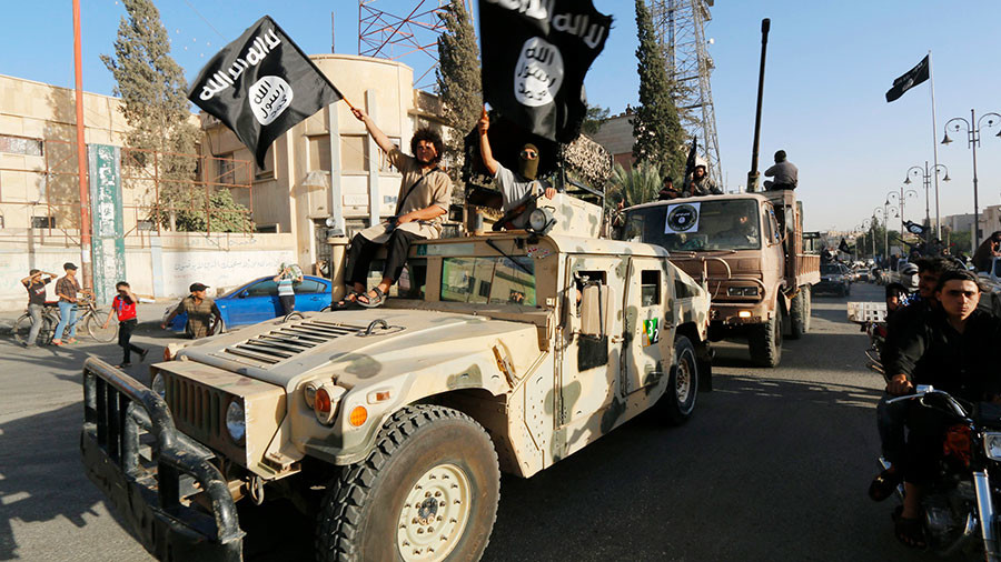ISIS declares war on Hamas over Jerusalem loss to Trump & Israel