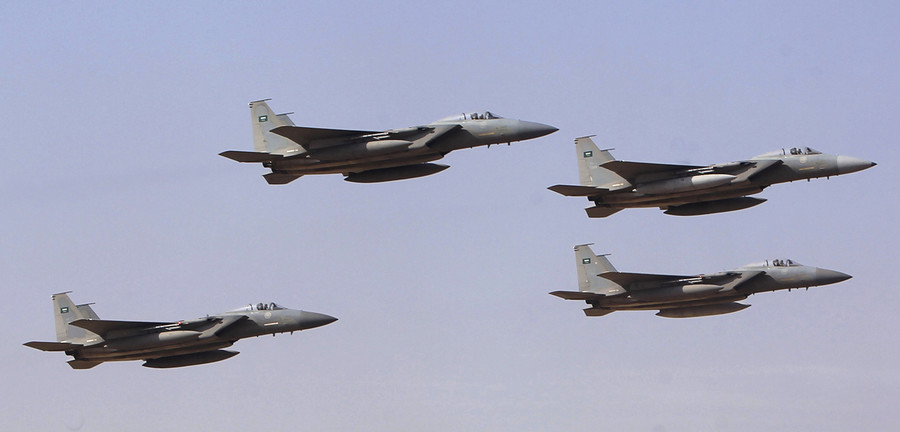Coalition blames 'technical glitch' as Houthi rebels claim downing of Saudi jet in Yemen