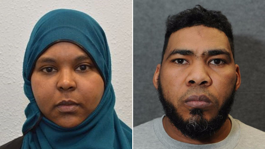 'Lonely hearts jihadists' found guilty of Christmas bomb terrorist plot