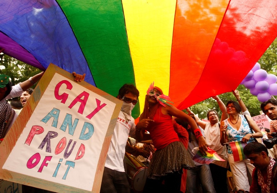 India's gay sex ban could be axed, judges reveal