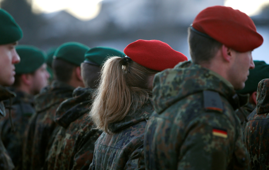 'Foreign recruits' mulled by German military raise 'mercenary army' debate