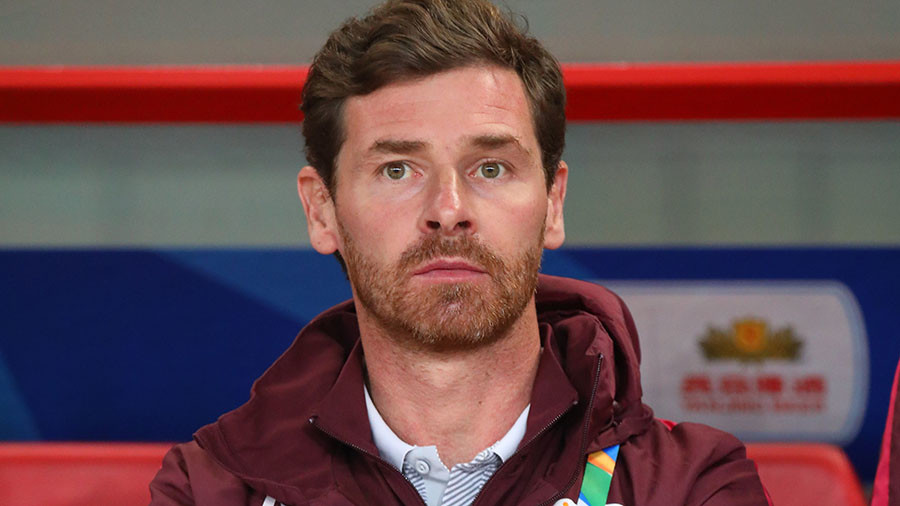 Former Zenit and Chelsea manager Villas-Boas hospitalized after Dakar Rally accident