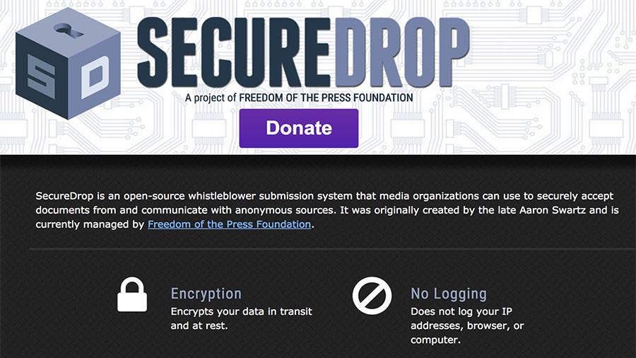 Whistleblowing tool 'SecureDrop' co-creator James Dolan dead at 36