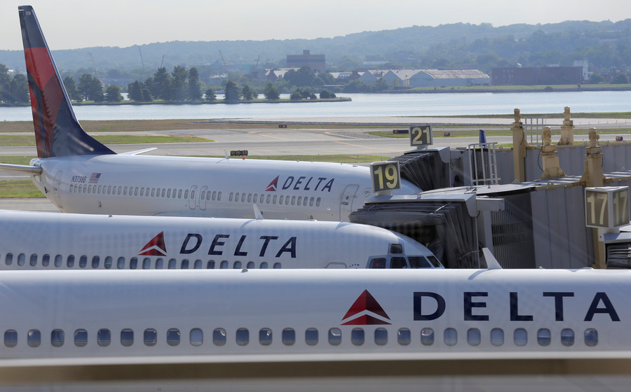 China demands Delta apology over nations list