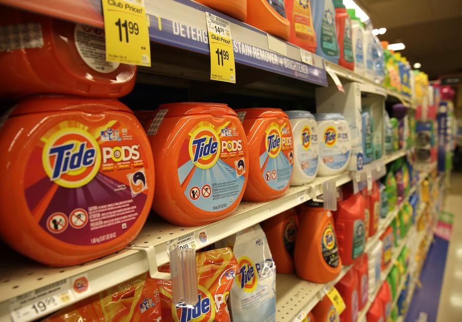 'Don't eat laundry detergent': Tide Pod meme prompts police warning (IMAGES)