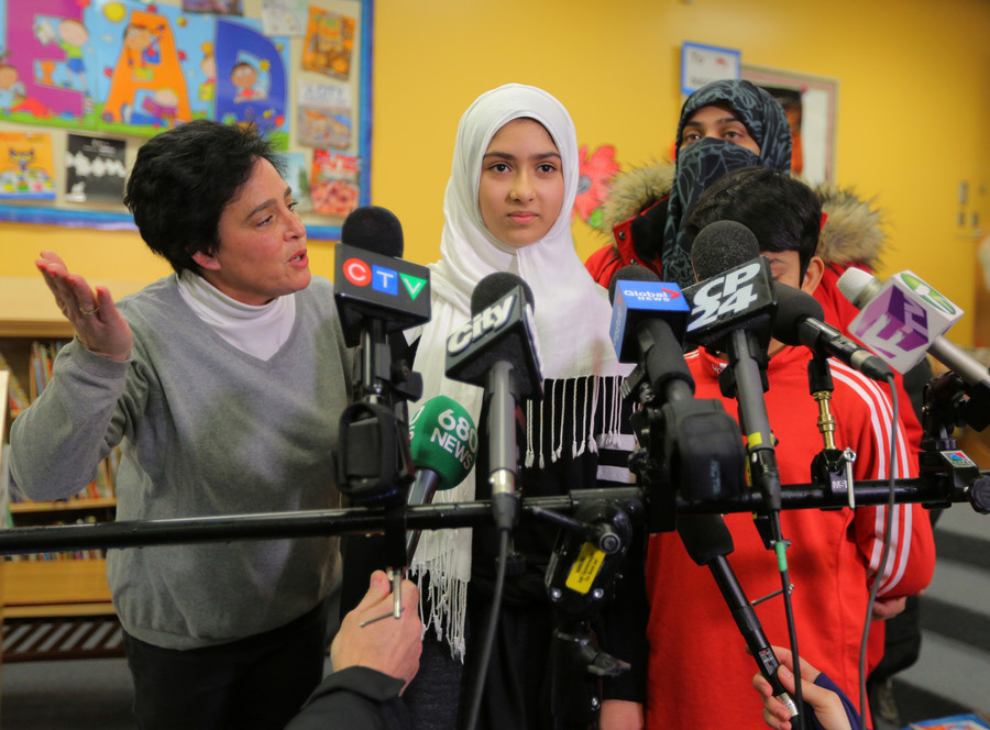 Scissors hijab attack on 11yo girl that triggered outcry 'did not happen' – Canadian police