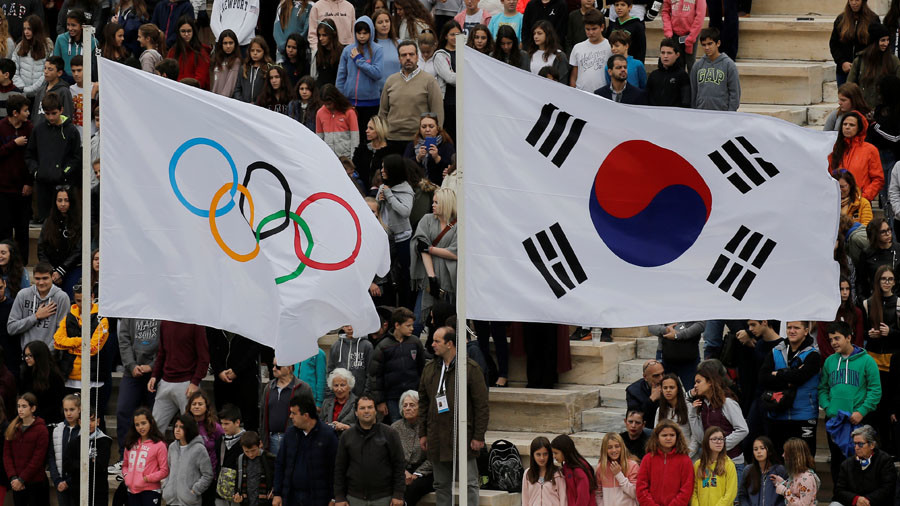IOC to discuss North Korea's participation at PyeongChang 2018