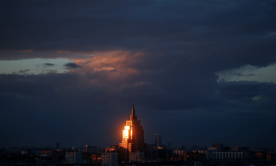 Twilight zone: December plunged Moscow into darkness for entire month (PHOTOS)