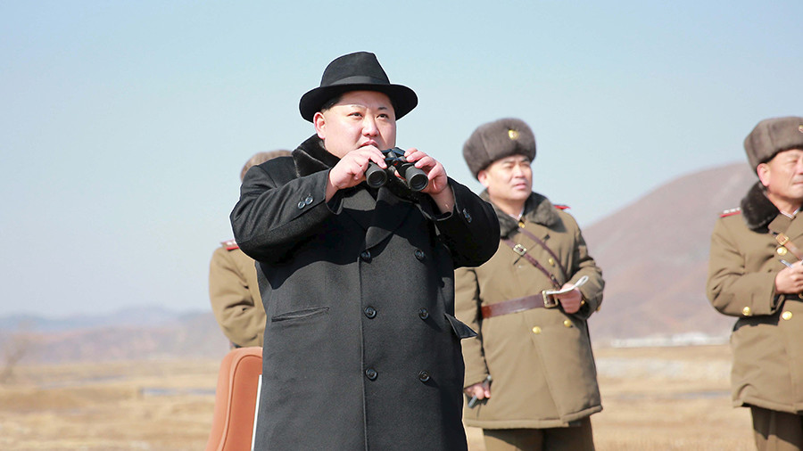 North Korea slams US for sanctions & 'clouds of war' but says it is open for talks