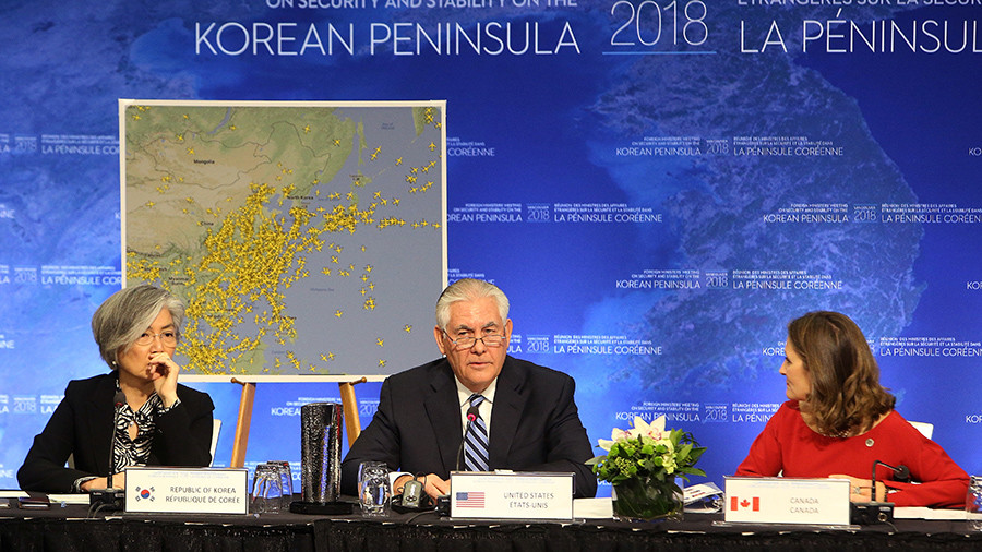 Beijing blasts 'illegal' US & Canada-led summit for evoking Korean War ghosts
