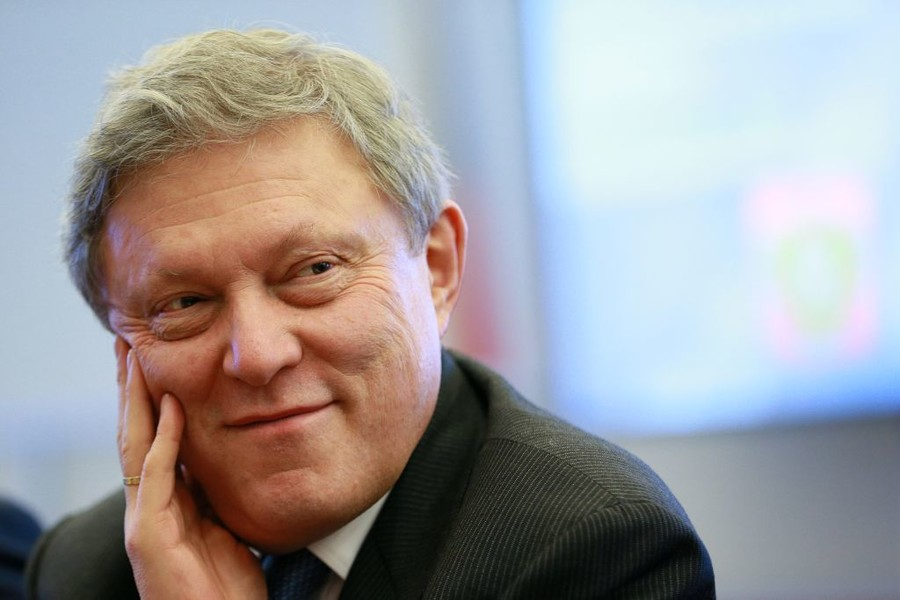 Yabloko founder Yavlinsky gathers enough signatures to face Putin in presidential race – activists